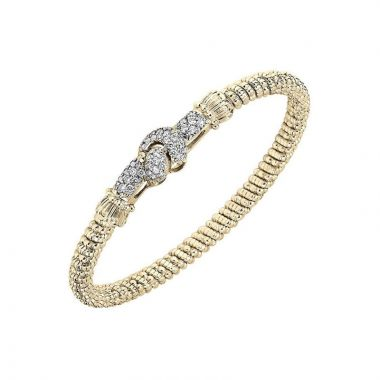 Alwand Vahan 14k Yellow Gold Knot Bracelet
