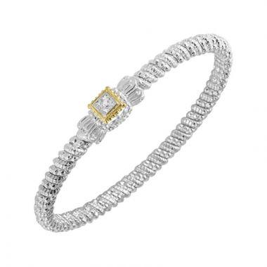 Alwand Vahan 14k Yellow Gold & Sterling Silver Bracelet