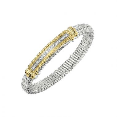 Alwand Vahan 14k Yellow Gold & Sterling Silver Lolite Bracelet