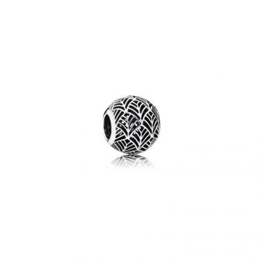 Sterling Silver Tropicana Charm
