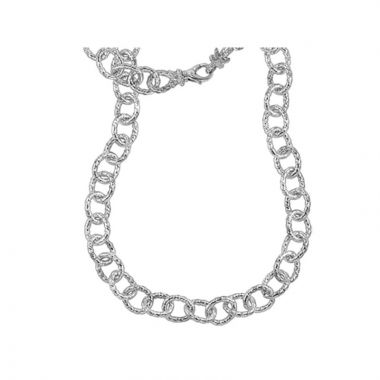 Alwand Vahan 14k Yellow Gold & Sterling Silver Chain